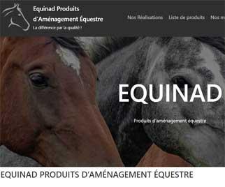 Equinad fabricant de produits pour chevaux