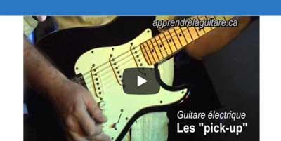cours de guitare electrique